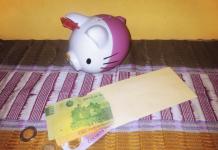 Portada ahorro en sobres