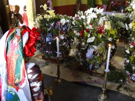 Altar Copoya Fe