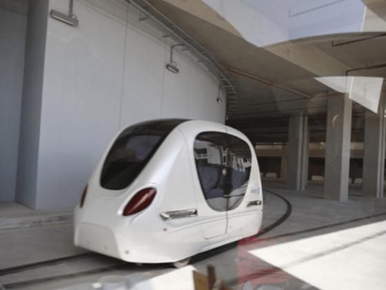 Transporte Masdar City