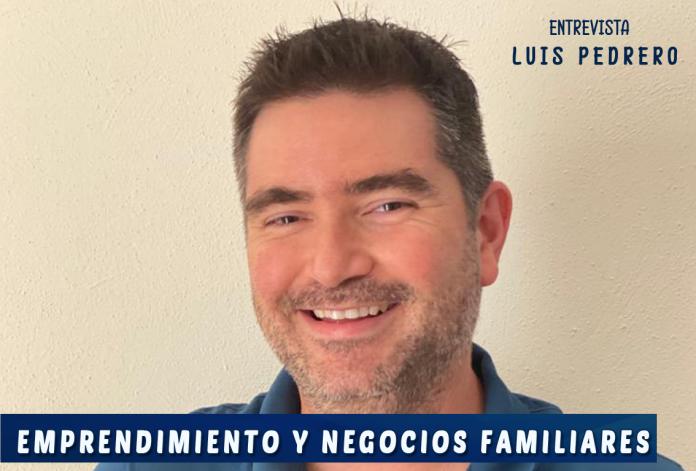 Entrevista Luis Pedrero