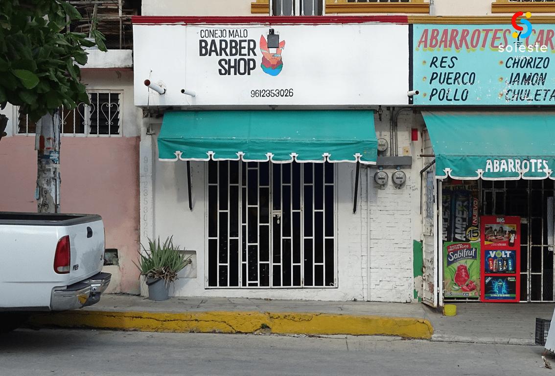 Barbería Conejo Malo