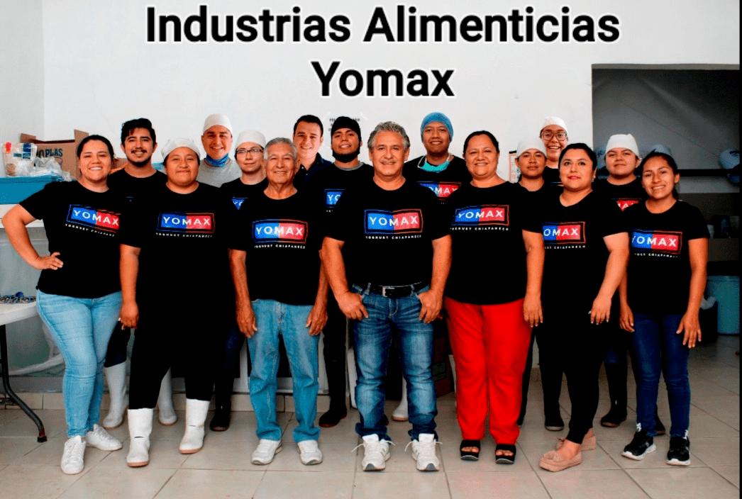 Equipo Yomax