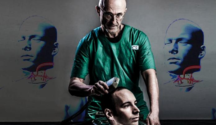trasplante de cabeza portada