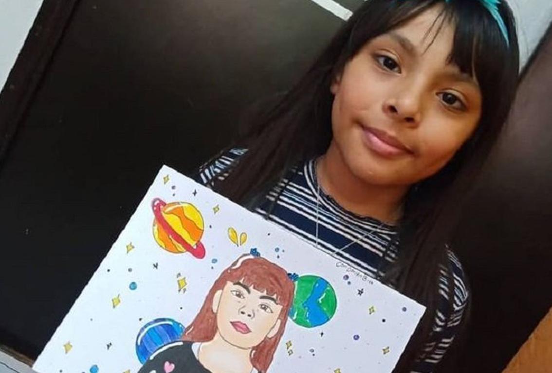 adhara niña mexicana 2