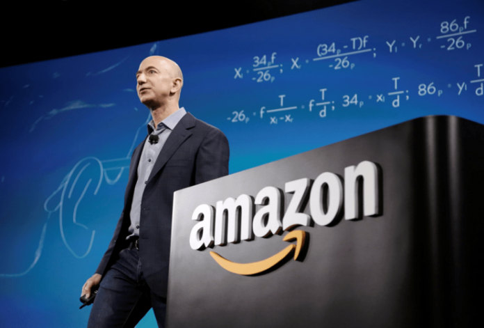 Bezo deja la dirección de Amazon 1