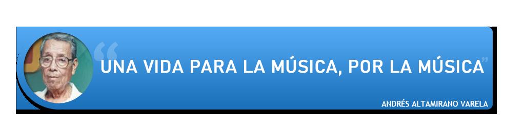 Cita Andrés Altamirano