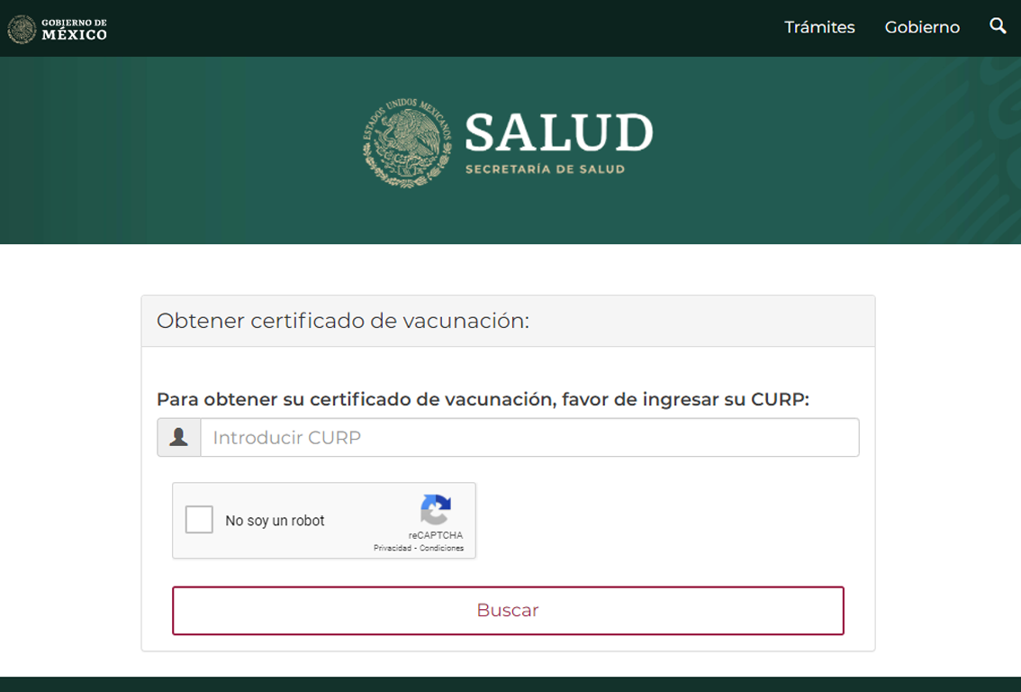 certificado de vacunación 1