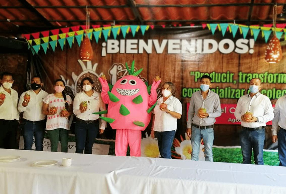 Feria Pitahaya 4