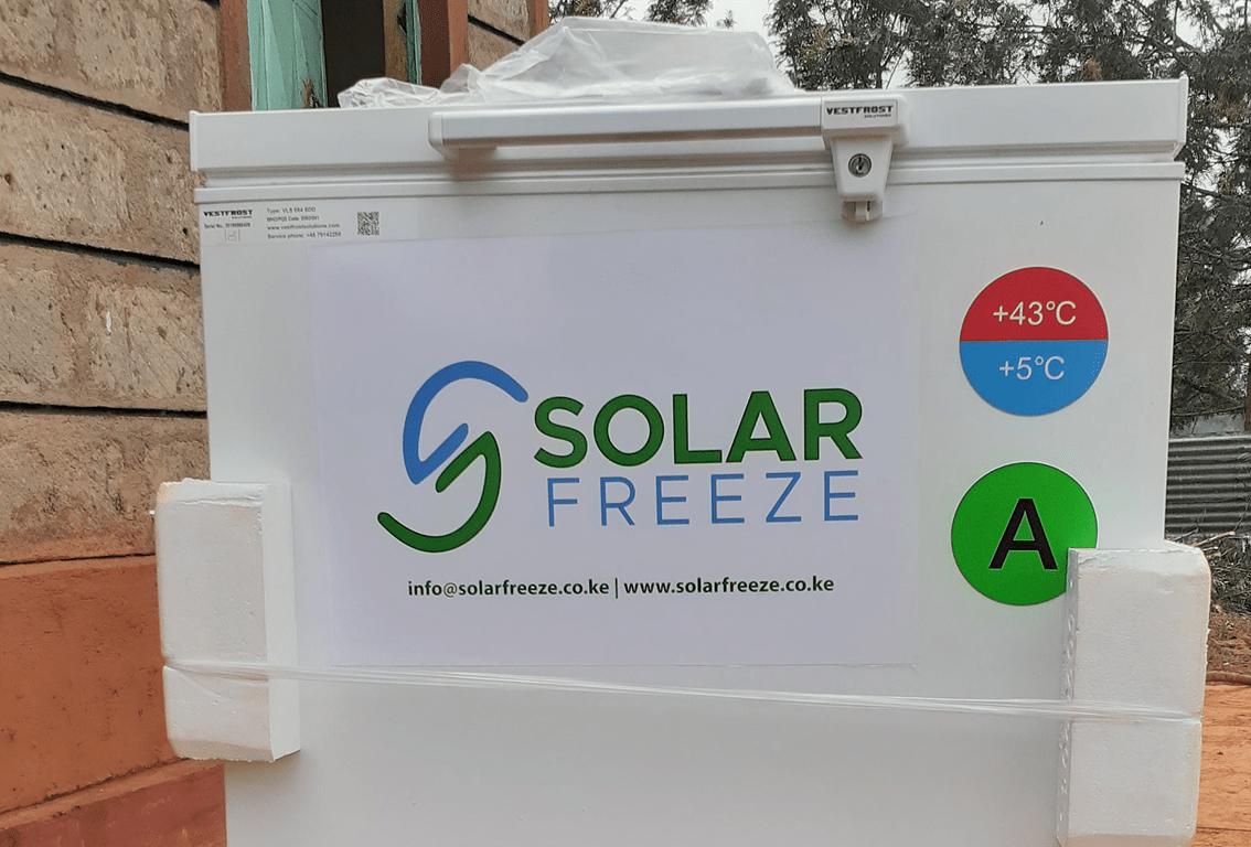 Solar Freeze 4