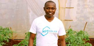 Solar Freez Portada