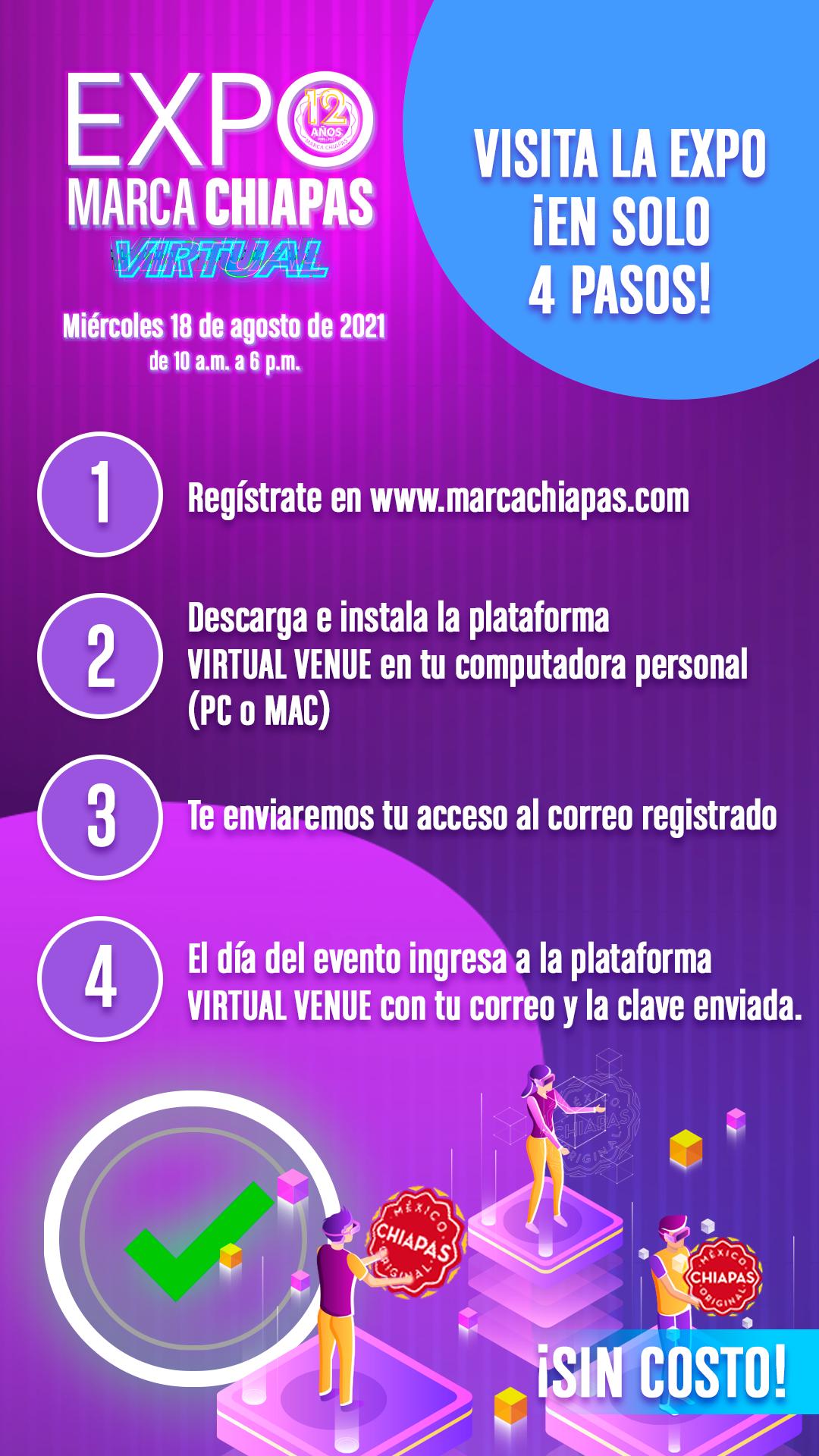 expo virtual 3