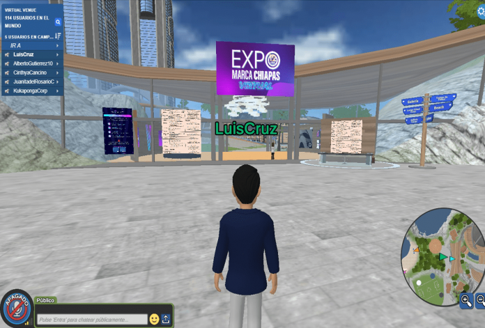 Expo Virtual Marca Chiapas