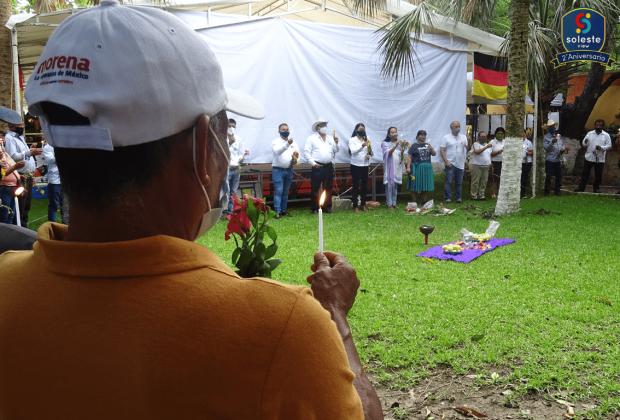 Integrantes Ofrenda Pitahaya