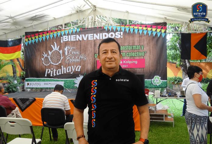 Primera Feria Estatal de la Pitahaya