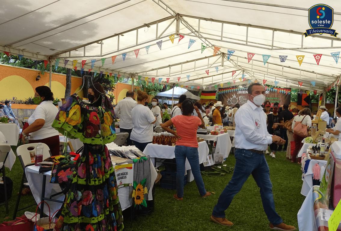 Primera Feria Estatal de la Pitahaya 3