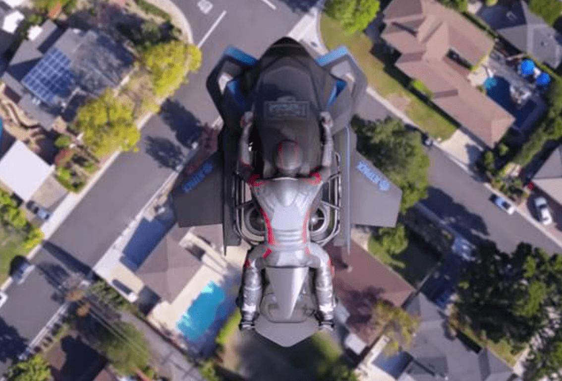 La motocicleta del futuro 3