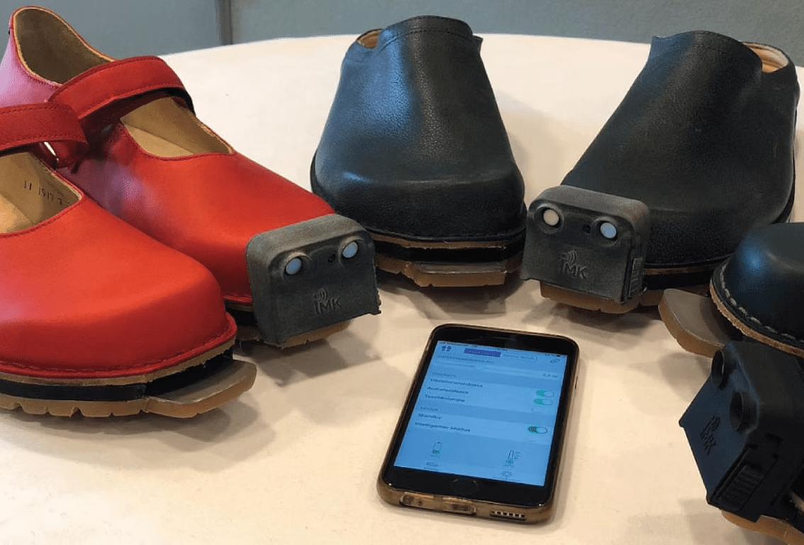 zapato inteligente 1