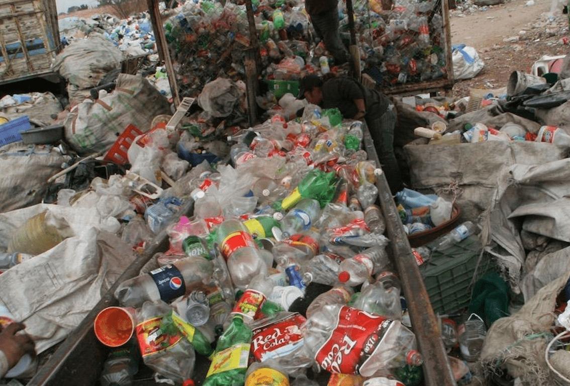Desechos plásticos 3