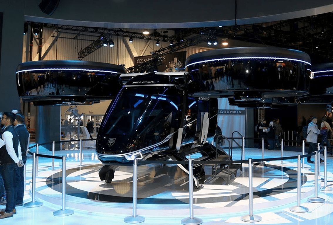 Bell Helicopter 3