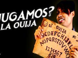 el tablero Ouija