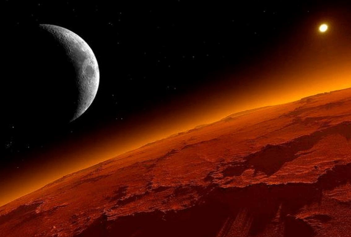 genes para habitar Marte 3